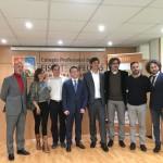 """Fermín Valera y Fran Minaya presentan su libro """"Advanced Techniques in Musculoskeletal Medicine & Physiotherapy"""""""